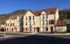 Résidence de 18 logements à Amfreville-La-Mivoie(76)