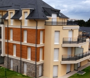Résidence  de 64 logements « Les Jardins de Honfleur »