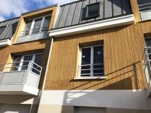 Résidence « Le Domaine de Camille » 21 logements Les Pavillons-sous-Bois (93)